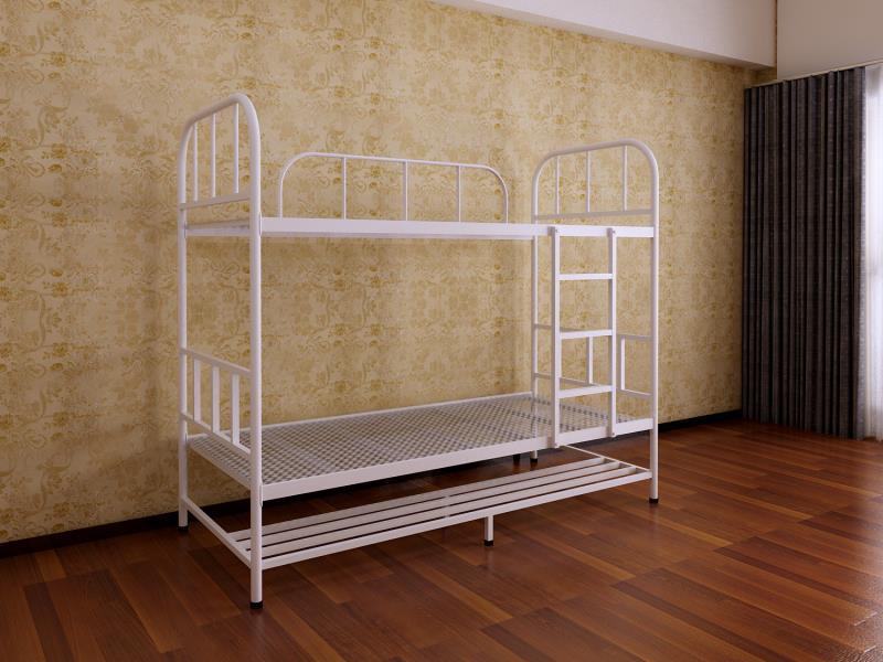 南京学校家具厂家定制南京农业大学学校公寓家具钢架公寓床