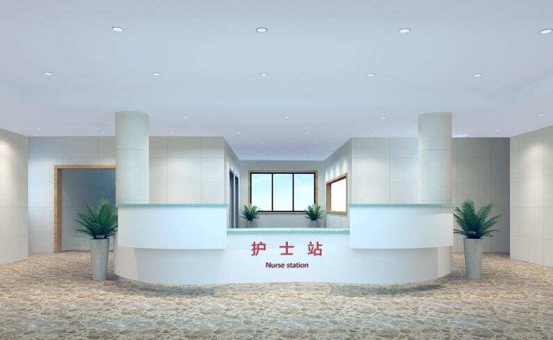医院家具 医院护士站 前台 导医台导诊台