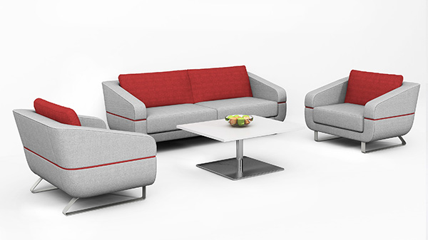 DA8073商务办公沙发
