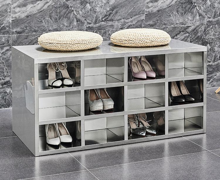 不锈钢鞋柜