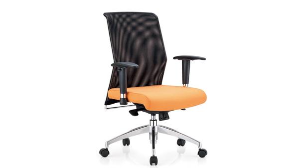 升降调节高度网布电脑椅子转椅带轮子扶手