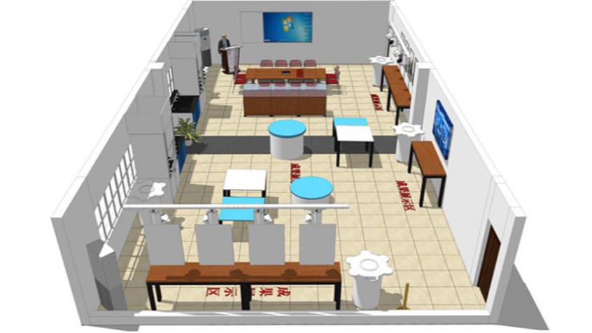 南京学校实验室设计公司定制河海大学实验室
