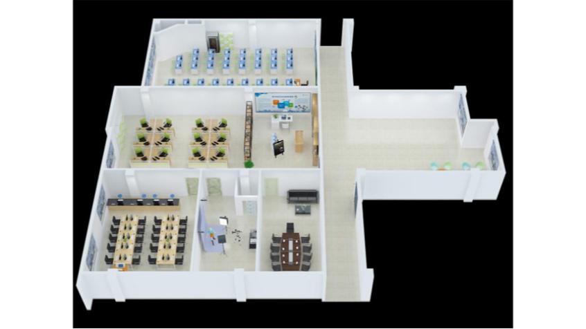 智慧教室实验室设计