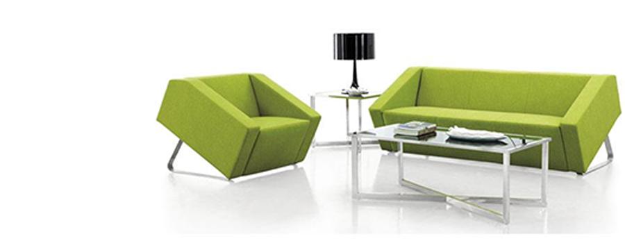清新系列软体休闲沙发