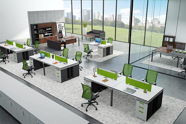 南京办公桌椅厂家告诉你办公桌椅如何选择