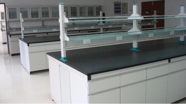 实验室家具化验室学校生物理化学全钢钢木pp实验台中央台厂家价格定做