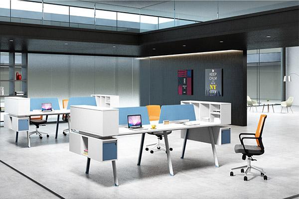南京屏风办公桌厂家教你屏风办公桌怎么买及价格多少