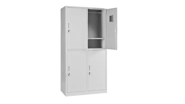 办公室铁皮柜文件柜带钥匙