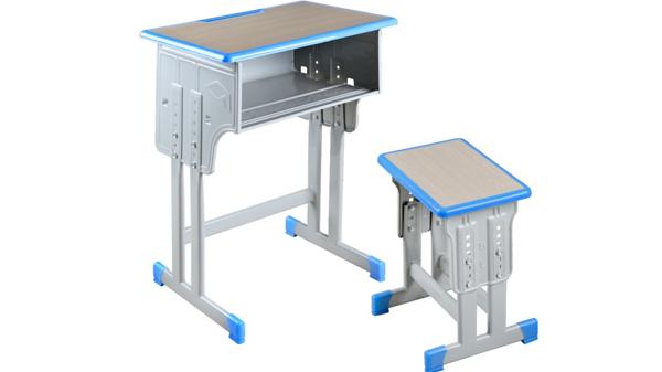 学校幼儿园钢木小学生课桌椅厂家批发定制价格