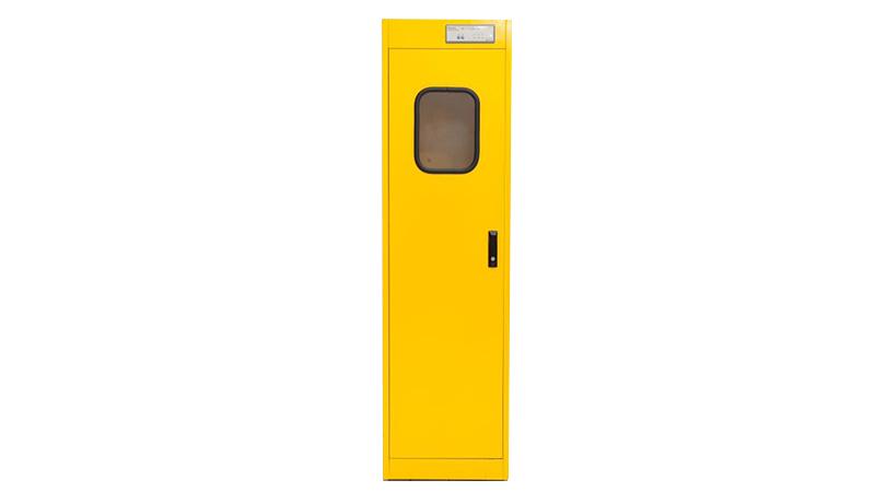 实验室气瓶柜单门