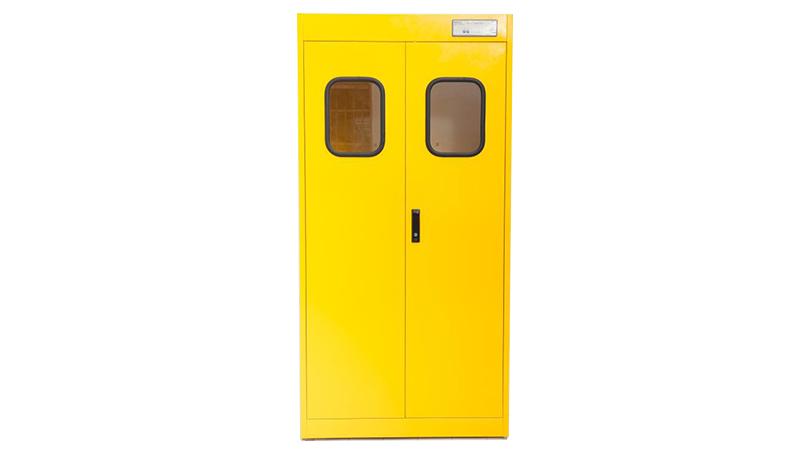 实验室气瓶柜双门