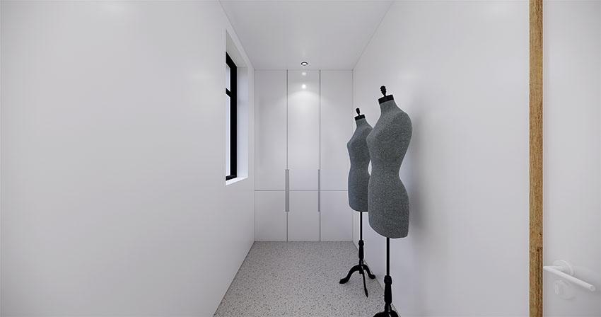 服装设计学校家具