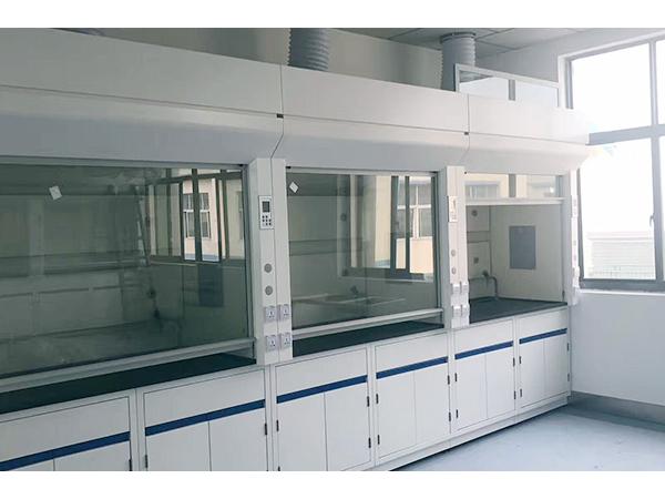 实验室家具全钢钢制钢木pp通风柜化学实验室通风柜排风通风橱价格设计