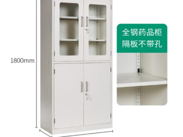 实验室不锈钢药品柜仪器柜药品柜S-004