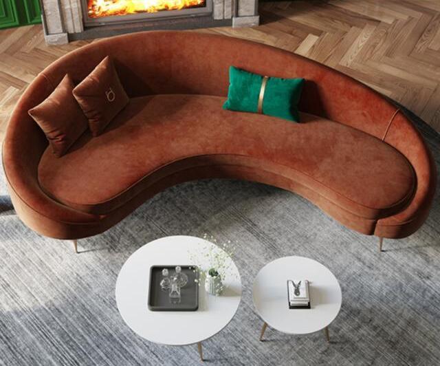 异形沙发如何选购,异形沙发价格