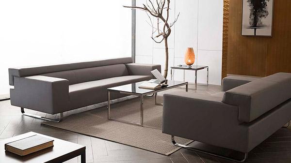 现代简约布艺沙发休闲沙发图片定做